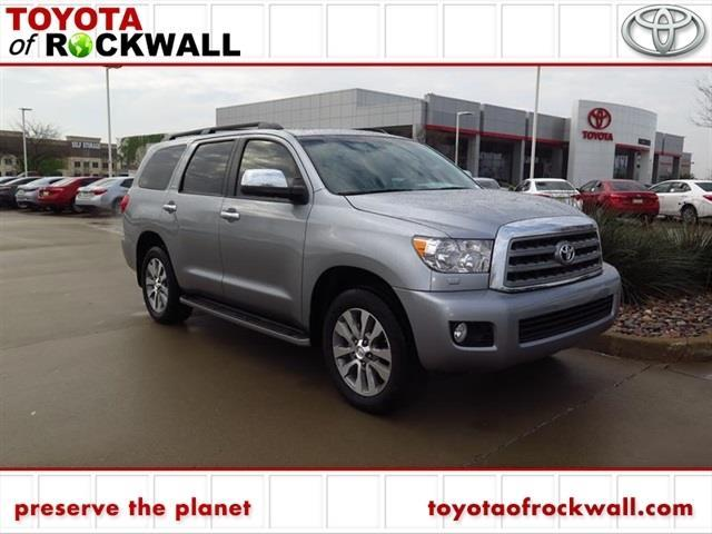 2017 toyota sequoia limited 4x2 limited 4dr suv for sale in rockwall texas classified. Black Bedroom Furniture Sets. Home Design Ideas