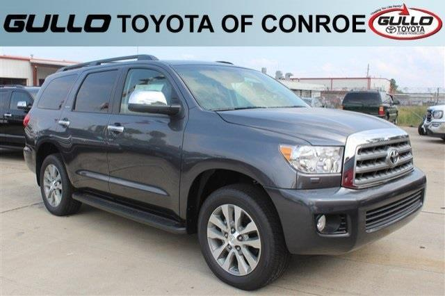 2017 toyota sequoia limited 4x4 limited 4dr suv ffv for sale in conroe texas classified. Black Bedroom Furniture Sets. Home Design Ideas