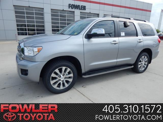 2017 toyota sequoia limited 4x4 limited 4dr suv ffv for sale in norman oklahoma classified. Black Bedroom Furniture Sets. Home Design Ideas