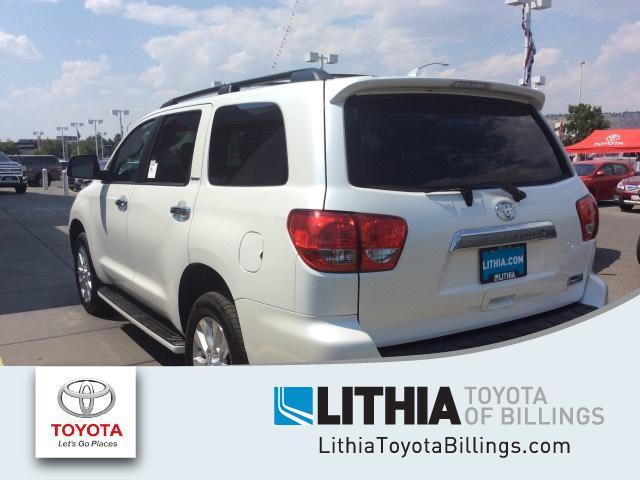 2017 toyota sequoia platinum 4x4 platinum 4dr suv for sale in billings montana classified. Black Bedroom Furniture Sets. Home Design Ideas