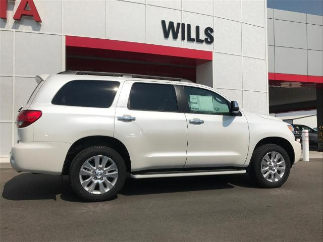 2017 toyota sequoia platinum 4x4 platinum 4dr suv for sale in hollister idaho classified. Black Bedroom Furniture Sets. Home Design Ideas