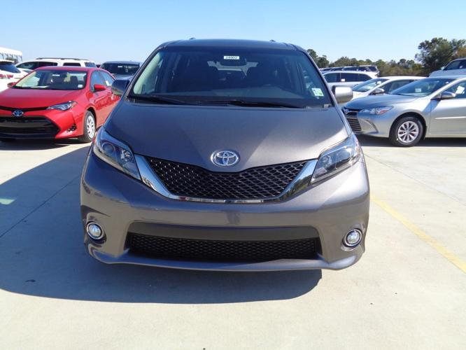 Lake Charles Toyota >> 2017 Toyota Sienna SE 8-Passenger SE 8-Passenger 4dr Mini-Van for Sale in Lake Charles ...