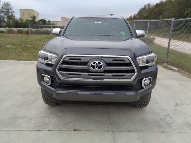 2017 toyota tacoma limited 4x2 limited 4dr double cab 5 0 ft sb for sale in lake charles. Black Bedroom Furniture Sets. Home Design Ideas