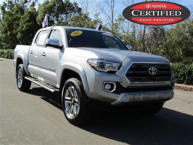 2017 Toyota Tacoma Limited 4x2 Limited 4dr Double Cab