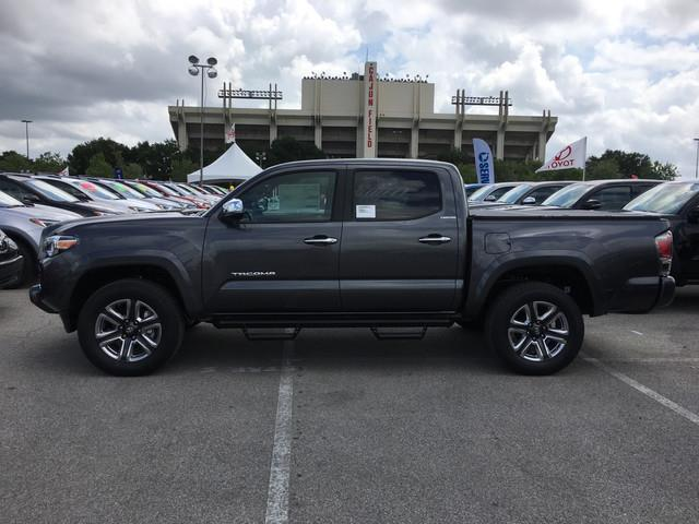 2017 Toyota Tacoma Limited 4x2 Limited 4dr Double Cab 5 0