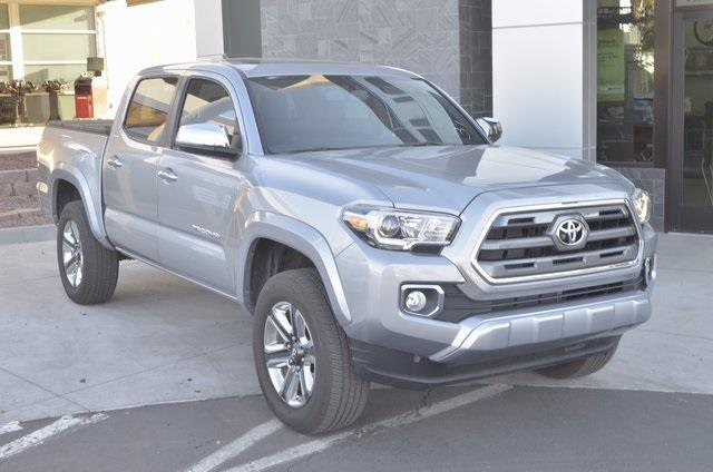 2017 toyota tacoma limited 4x4 limited 4dr double cab 5 0 ft sb for sale in saint george utah. Black Bedroom Furniture Sets. Home Design Ideas
