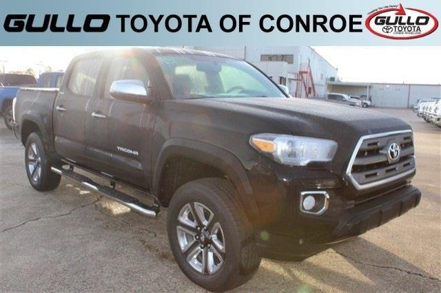 2017 toyota tacoma limited 4x4 limited 4dr double cab 5 0 ft sb for sale in conroe texas. Black Bedroom Furniture Sets. Home Design Ideas