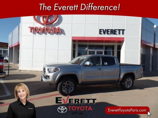 2017 Toyota Tacoma Limited 4x4 Limited 4dr Double Cab
