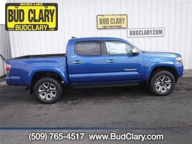 2017 toyota tacoma limited 4x4 limited 4dr double cab 5 0 ft sb for sale in mae washington. Black Bedroom Furniture Sets. Home Design Ideas
