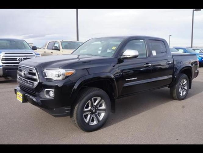 2017 toyota tacoma limited 4x4 limited 4dr double cab 5 0 ft sb for sale in billings montana. Black Bedroom Furniture Sets. Home Design Ideas