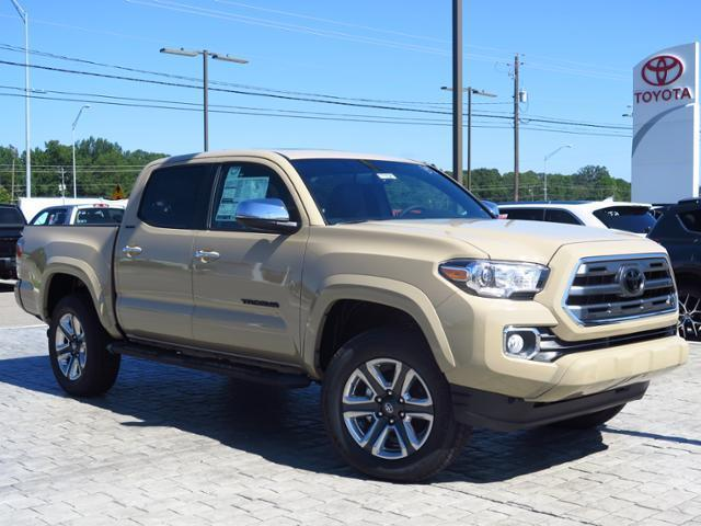 2017 Toyota Tacoma Limited 4x4 Limited 4dr Double Cab 5 0