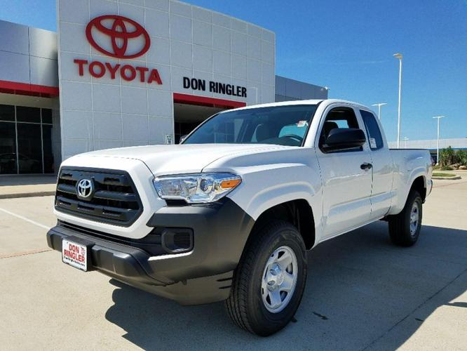2017 toyota tacoma sr 4x2 sr 4dr access cab 6 1 ft sb for sale in temple texas classified. Black Bedroom Furniture Sets. Home Design Ideas