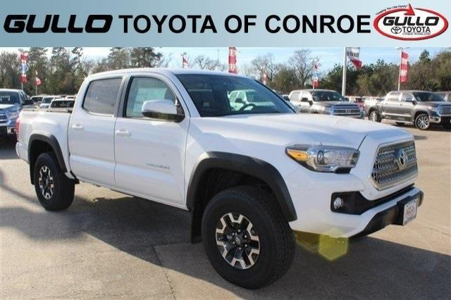 2017 toyota tacoma sr v6 4x4 sr v6 4dr double cab 5 0 ft sb for sale in conroe texas classified. Black Bedroom Furniture Sets. Home Design Ideas