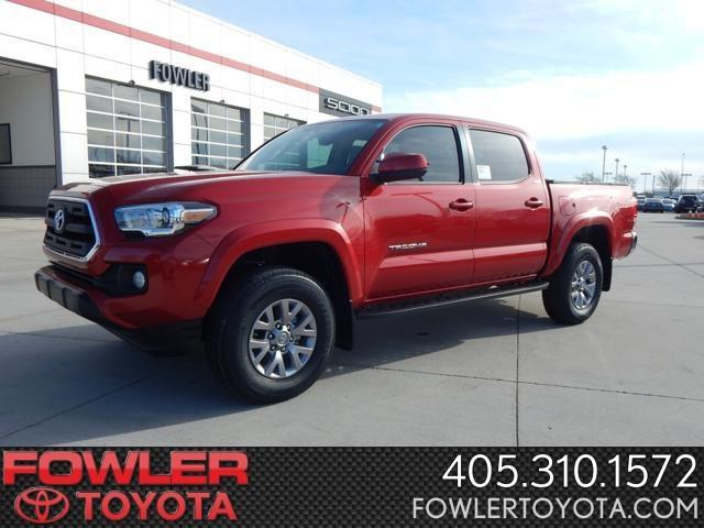 2017 toyota tacoma sr v6 4x4 sr v6 4dr double cab 5 0 ft sb for sale in norman oklahoma. Black Bedroom Furniture Sets. Home Design Ideas