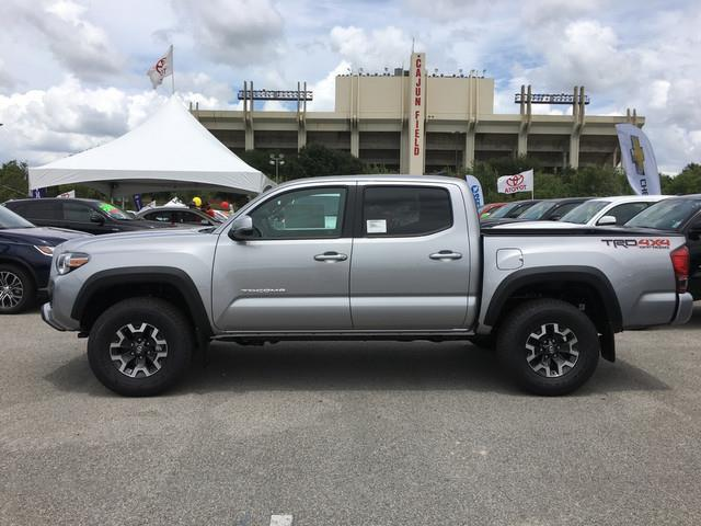 2017 toyota tacoma sr v6 4x4 sr v6 4dr double cab 5 0 ft sb for sale in lafayette louisiana. Black Bedroom Furniture Sets. Home Design Ideas
