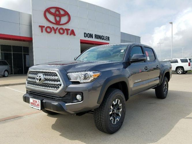2017 toyota tacoma sr v6 4x4 sr v6 4dr double cab 5 0 ft sb for sale in temple texas classified. Black Bedroom Furniture Sets. Home Design Ideas