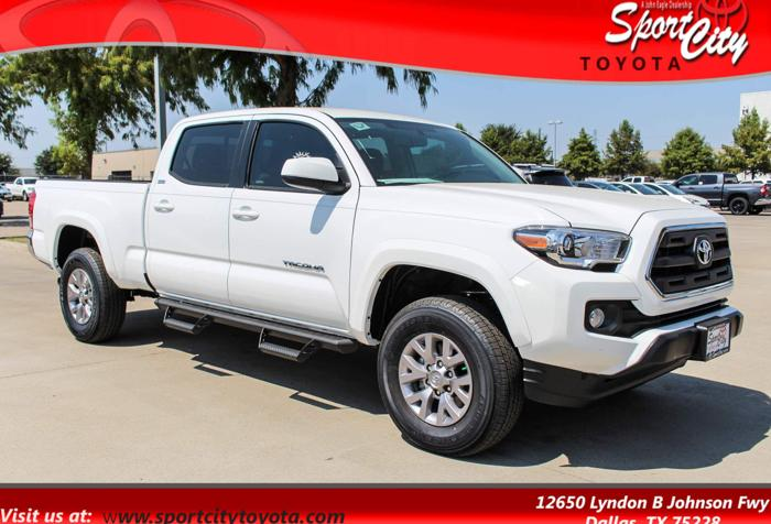 2017 toyota tacoma sr5 v6 4x2 sr5 v6 4dr double cab 5 0 ft sb for sale in dallas texas. Black Bedroom Furniture Sets. Home Design Ideas