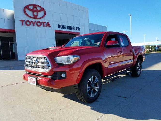 2017 toyota tacoma sr5 v6 4x2 sr5 v6 4dr double cab 5 0 ft sb for sale in temple texas. Black Bedroom Furniture Sets. Home Design Ideas