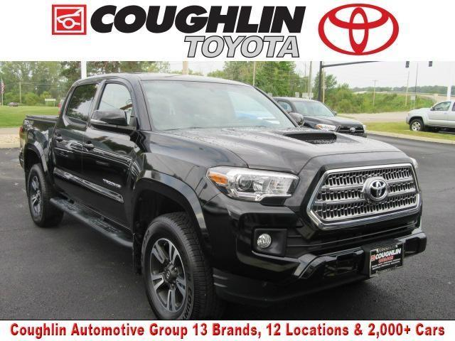 2017 toyota tacoma sr5 v6 4x4 sr5 v6 4dr double cab 5 0 ft sb for sale in newark ohio. Black Bedroom Furniture Sets. Home Design Ideas