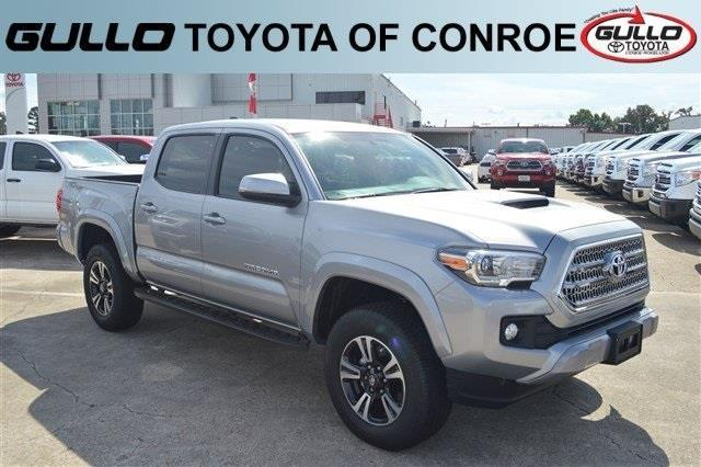 2017 Toyota Tacoma TRD Off-Road 4x2 TRD Off-Road 4dr
