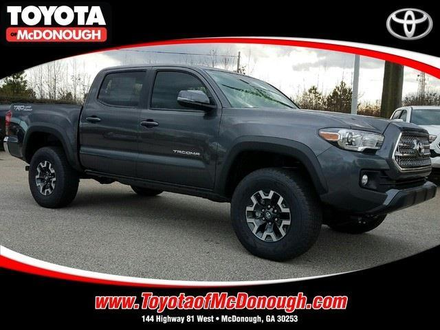 2017 toyota tacoma trd off road 4x2 trd off road 4dr double cab 5 0 ft sb for sale in mcdonough. Black Bedroom Furniture Sets. Home Design Ideas