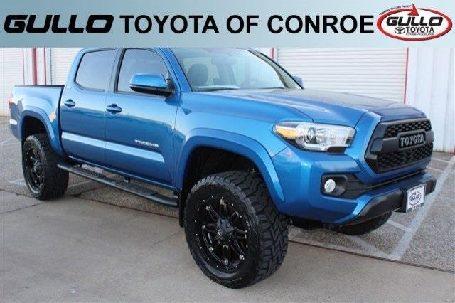 2017 toyota tacoma trd off road 4x2 trd off road 4dr double cab 5 0 ft sb for sale in conroe. Black Bedroom Furniture Sets. Home Design Ideas