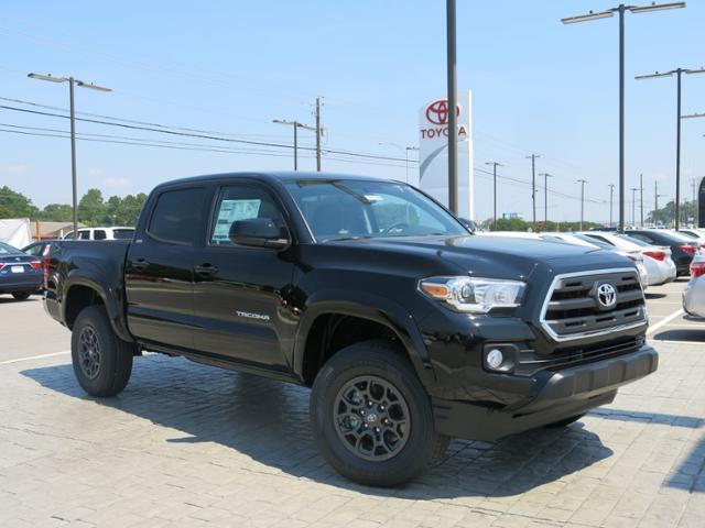 Toyota Tacoma Tow Package 2017 Toyota Tacoma TRD Off-Road 4x2 TRD Off-Road 4dr Double Cab 5.0 ft ...