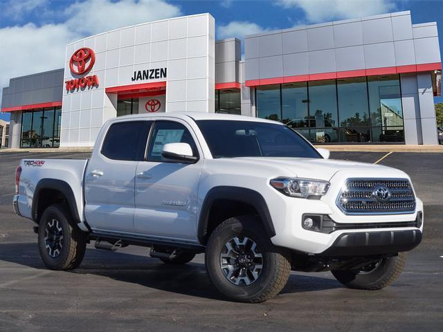2017 Toyota Tacoma TRD Off-Road 4x4 TRD Off-Road 4dr