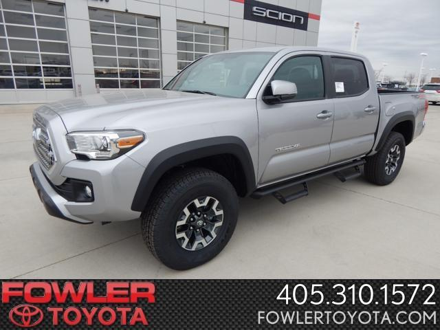 2017 toyota tacoma trd off road 4x4 trd off road 4dr double cab 5 0 ft sb 6a for sale in norman. Black Bedroom Furniture Sets. Home Design Ideas