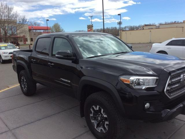 2017 toyota tacoma trd off road 4x4 trd off road 4dr double cab 5 0 ft sb 6m for sale in. Black Bedroom Furniture Sets. Home Design Ideas