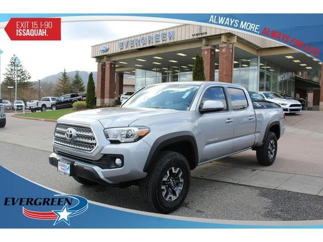 2017 toyota tacoma trd off road 4x4 trd off road 4dr double cab 6 1 ft lb for sale in coal creek. Black Bedroom Furniture Sets. Home Design Ideas
