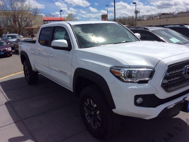 2017 toyota tacoma trd off road 4x4 trd off road 4dr double cab 6 1 ft lb for sale in billings. Black Bedroom Furniture Sets. Home Design Ideas