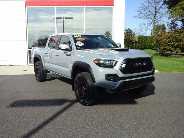 2017 toyota tacoma trd pro 4x4 trd pro 4dr double cab 5 0 ft sb 6a for sale in limerick. Black Bedroom Furniture Sets. Home Design Ideas