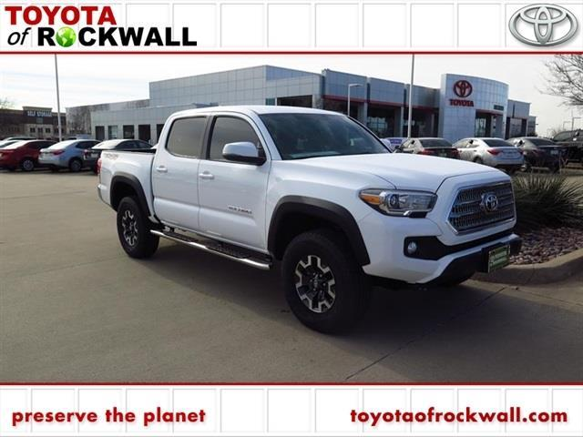 2017 toyota tacoma trd pro 4x4 trd pro 4dr double cab 5 0 ft sb 6a for sale in rockwall texas. Black Bedroom Furniture Sets. Home Design Ideas
