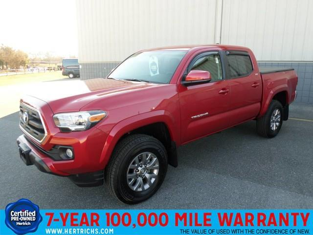 2017 toyota tacoma trd pro 4x4 trd pro 4dr double cab 5 0 ft sb 6a for sale in milford delaware. Black Bedroom Furniture Sets. Home Design Ideas