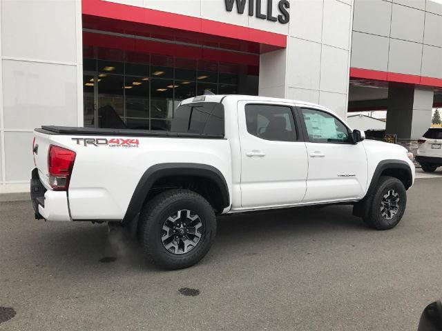 2017 toyota tacoma trd pro 4x4 trd pro 4dr double cab 5 0 ft sb 6a for sale in hollister idaho. Black Bedroom Furniture Sets. Home Design Ideas