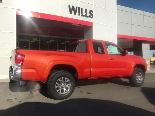 2017 toyota tacoma trd sport 4x2 trd sport 4dr access cab 6 1 ft sb for sale in hollister idaho. Black Bedroom Furniture Sets. Home Design Ideas