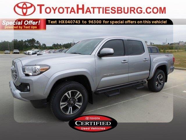 Toyota Jackson Ms >> Toyota Tacoma For Sale In Mississippi | Autos Post