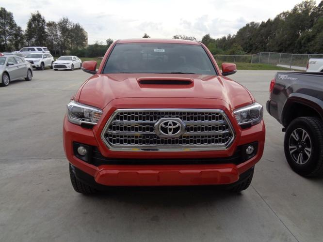 2017 toyota tacoma trd sport 4x2 trd sport 4dr double cab 5 0 ft sb for sale in lake charles. Black Bedroom Furniture Sets. Home Design Ideas