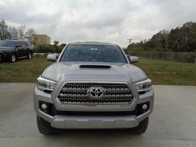 Lake Charles Toyota >> 2017 Toyota Tacoma TRD Sport 4x2 TRD Sport 4dr Double Cab 5.0 ft SB for Sale in Lake Charles ...