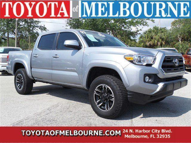 2017 Toyota Tacoma TRD Sport 4x2 TRD Sport 4dr Double