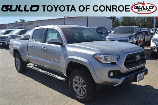 What Does Trd Stand For >> 2017 Toyota Tacoma TRD Sport 4x2 TRD Sport 4dr Double Cab ...