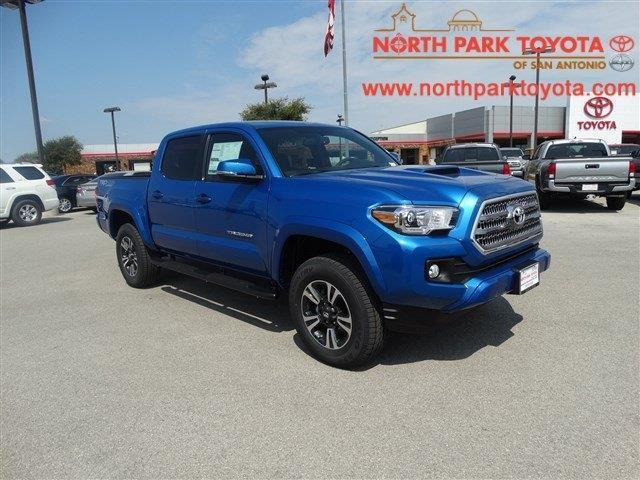 2017 toyota tacoma trd sport 4x4 trd sport 4dr double cab 5 0 ft sb 6a for sale in san antonio. Black Bedroom Furniture Sets. Home Design Ideas