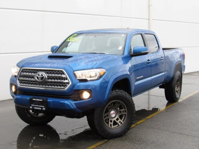 2017 Toyota Tacoma TRD Sport 4x4 TRD Sport 4dr Double