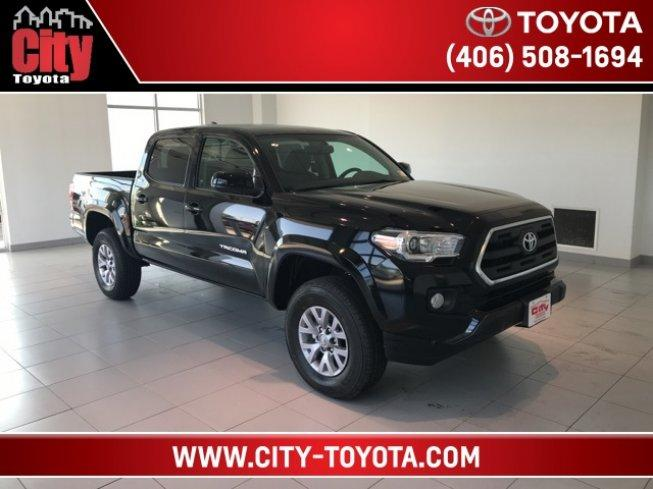 Attractive ... Great Falls, Montana · 2017 Toyota Tacoma W/ SR5 Package