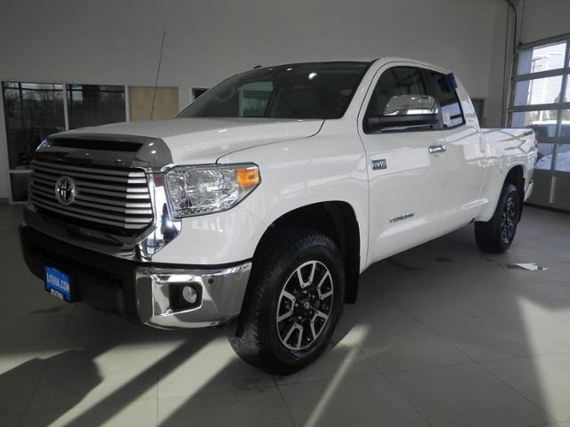2017 Toyota Tundra Limited 4x4 Limited 4dr Double Cab
