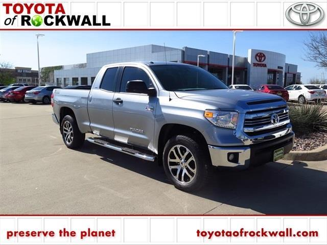 Toyota Of Rockwall >> 2017 Toyota Tundra SR 4x4 SR 4dr Double Cab Pickup SB (5 ...