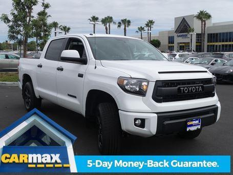 2017 toyota tundra trd pro 4x4 trd pro 4dr crewmax cab pickup sb 5 7l v8 for sale in irvine. Black Bedroom Furniture Sets. Home Design Ideas
