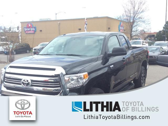 2017 Toyota Tundra TRD Pro 4x4 TRD Pro 4dr Double Cab