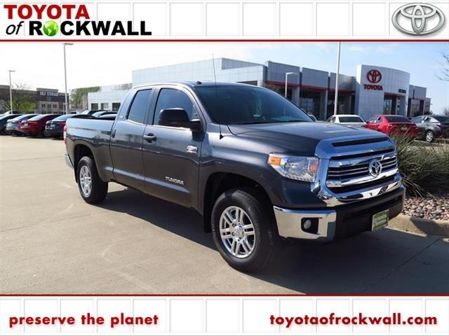 Toyota Rockwall >> 2017 Toyota Tundra TRD Pro 4x4 TRD Pro 4dr Double Cab Pickup SB (5.7L V8 FFV) for Sale in ...